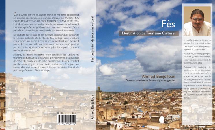 """Ouvrage """"FES, Destination de Tourisme Culturel"""""""